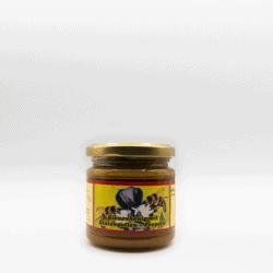 Honig mit Pollen und Propolis