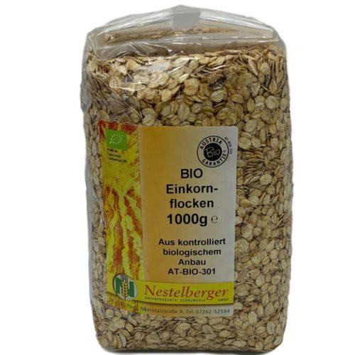 Schälmühle Nestelberger - Bio Einkornflocken 1 kg