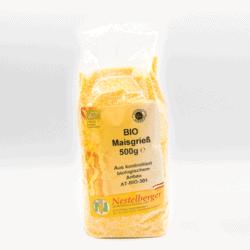 Bio Maisgrieß