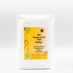 Bio Roggenmehl T960