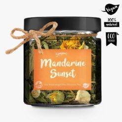 Senger's Mandarine Sunset Tee Front