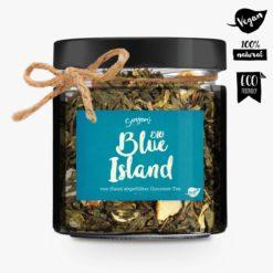 Senger's Blue Island Tee Front