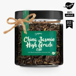 Senger's China Jasmin High Grade Tee Front