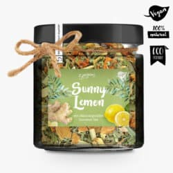 Senger's Sunny Lemon Tee Front