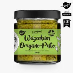 Weizenkeim Oregano Pesto Bild vorn
