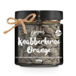 Knabberkerne orange