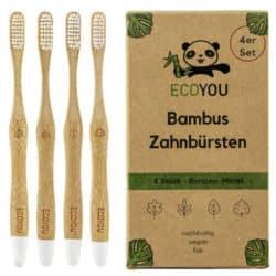 Bambus Zahnbuerste