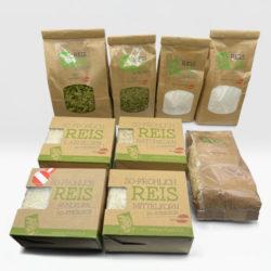 Reis aus Österreich mix
